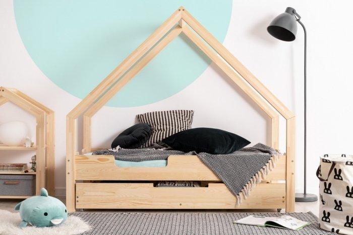 Loca C 70x140cm Łóżko dziecięce drewniane ADEKO
