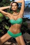 Kostium kąpielowy Marko Willow Maldive M-270 Zielony (59)