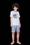 Cornette  F&Y Boy 551/34 Time To Travel 170-182 piżama chłopięca