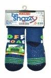 Be Snazzy SKF-03 Raczki Frotte Boy skarpetki chłopięce