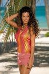 Sukienka plażowa Marko Ariel M-366 Frosted