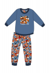 Cornette Kids Boy 976/123 Pumpkin piżama chłopięca