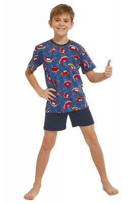 Cornette 335/86 Young Watermelon 3 piżama chłopięca