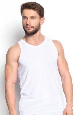 Hendreson Grant 34323-00X Biały koszulka