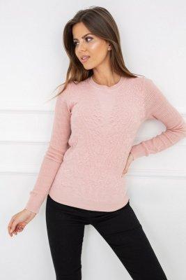 Vittoria Ventini Kimberly Soft Pink MCY02189 sweter damski