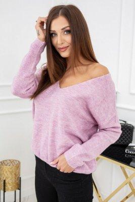 Vittoria Ventini Serenity Lace Lilac CH298 sweter damski