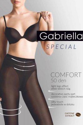 Gabriella Comfort 50 DEN code 400 rajstopy