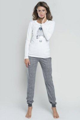 Italian Fashion Tokio dł.r. dł.sp. piżama damska