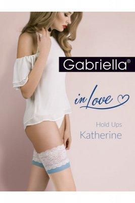 Gabriella 473 katherine natural/blue/champagne pończochy