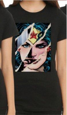 Wonder Woman 021 koszulka