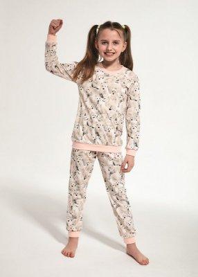 Cornette Young Girl 033/118 Polar Bear 134-164 piżama dziewczęca