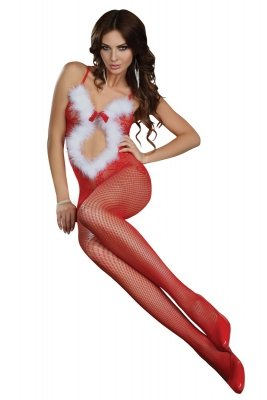 Livia Corsetti Bodystocking Magali Christmas