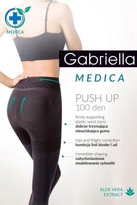 Gabriella Medica Push-up 3D 100 DEN Code 171 rajstopy