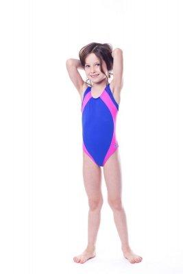 Shepa 009 Kostium kąpielowy dziewczęcy (B5D9)