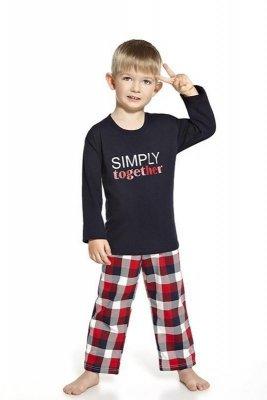 Cornette 809/30 Simply together piżama chłopięca