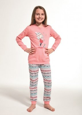 Cornette Kids Girl 594/107 Walk piżama dziewczęca