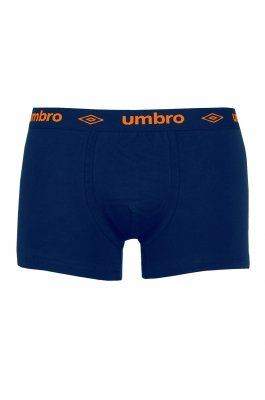 Umbro Sign navy-orange Bokserki męskie