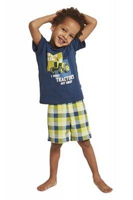 Cornette 789/79 Kids Tractor piżama chłopięca
