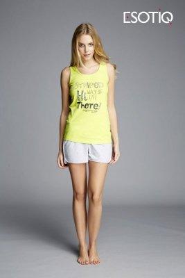Esotiq Kita 33003 -71X 33006 -71X piżama damska