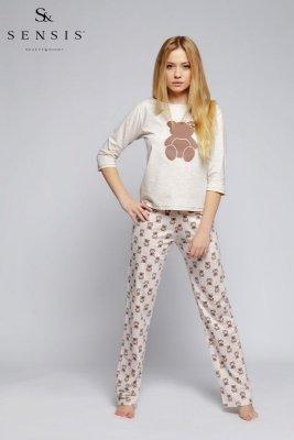 Sensis Mały Miś piżama damska