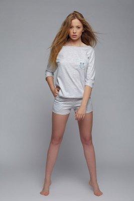 Sensis Sowa piżama damska