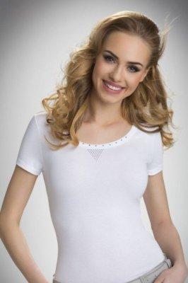 Eldar Greta Biała bluzka damska