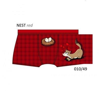 Cornette Nest 010/49 Gift Box bokserki