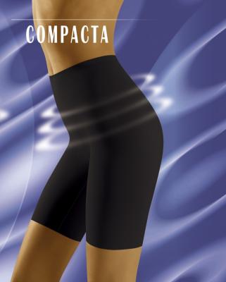Wol-Bar Compacta Czarne figi korygujące