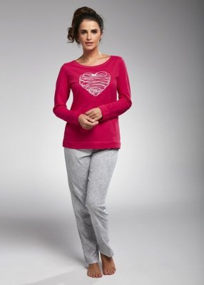 Cornette Heart 655/167 piżama damska