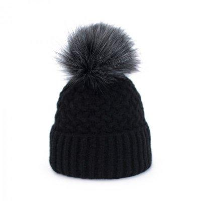 Art of Polo Chic Czarna czapka