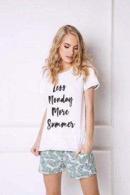 Aruelle Tropics Short piżama damska