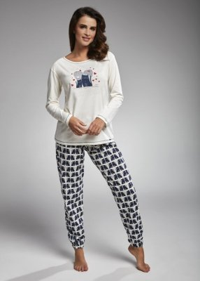 Cornette Two Cats 685/160 piżama damska