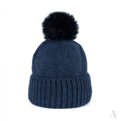 Art of Polo Uroczy Klasyk Niebieska czapka
