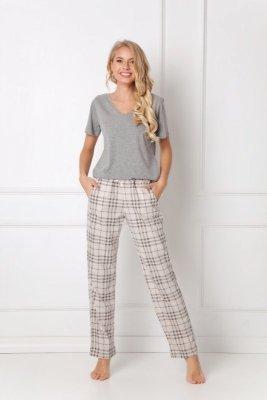 Aruelle Lonette Long Beige piżama damska