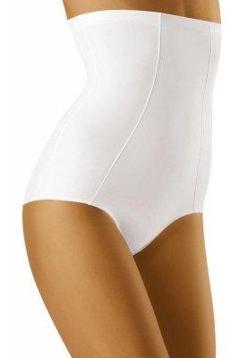 Wol-Bar Modelia II Białe figi damskie korygujące