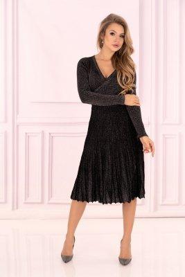 Merribel Frojene Black sukienka damska