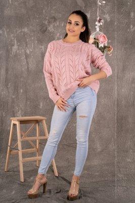 Merribel Marynesta Powder sweter damski