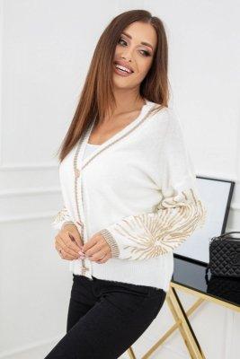 Vittoria Ventini Majesty Cream SC124 sweter damski