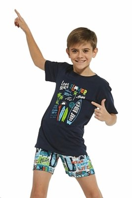 Cornette 789/85 Surfer piżama chłopięca