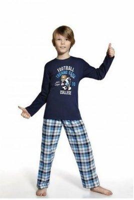 Cornette 809/31 Football piżama chłopięca
