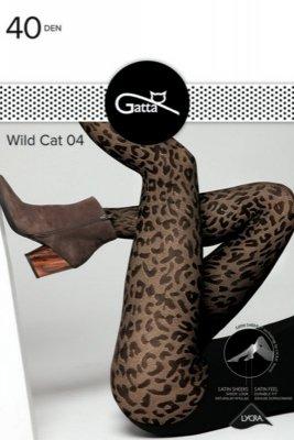 Gatta Wild Cat 04 rajstopy damskie