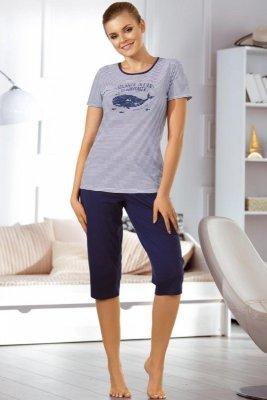 Babella 3041 piżama damska