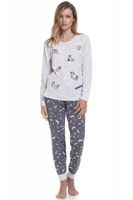 Dn-nightwear PM.9346 piżama damska