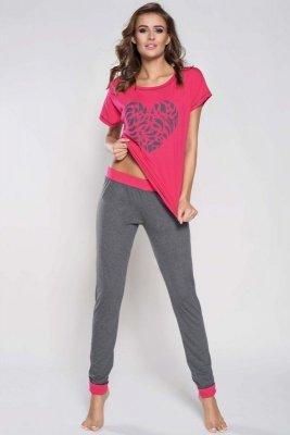 Italian Fashion Ofelia kr.r. dł.sp. piżama damska