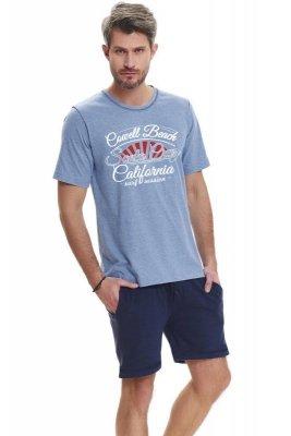 Dn-nightwear PMB.9474 piżama męska