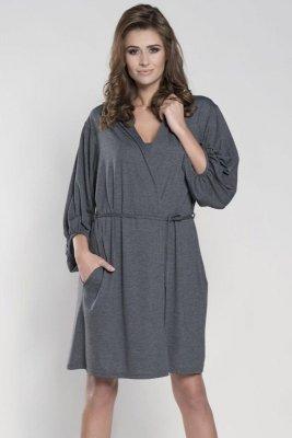 Italian Fashion Mirella r.3/4 szlafrok damski