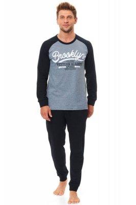Dn-nightwear PMB.9508 piżama męska
