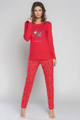 Italian Fashion Zora dł.r. dł.sp. piżama damska