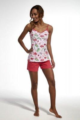 Cornette 660/145 lovely day 2 różowy piżama damska