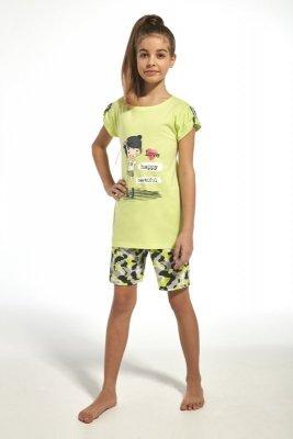 Cornette 244/62 young girl seledyn piżama dziewczęca